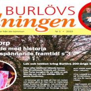 Lek och lektion kring Burlövs 200-åriga blodbok