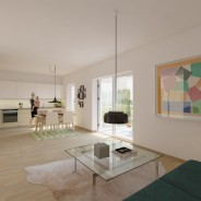 Hur ser varje lägenhet ut i BRF Allén?