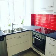 Snygga kök med hög hållbarhetsgrad!