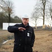 Invigningstal av Ulf Lyddby, VD för Kronetorp Park AB