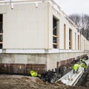 Uppdatering från bygget av Brf Allén